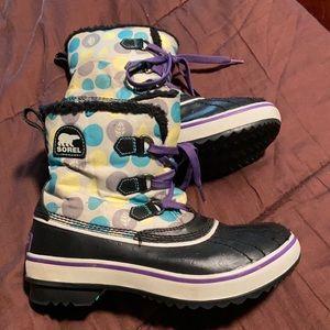 Sorel Brand Boots.